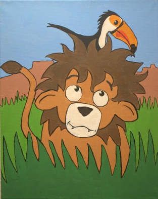 lion n Tucan