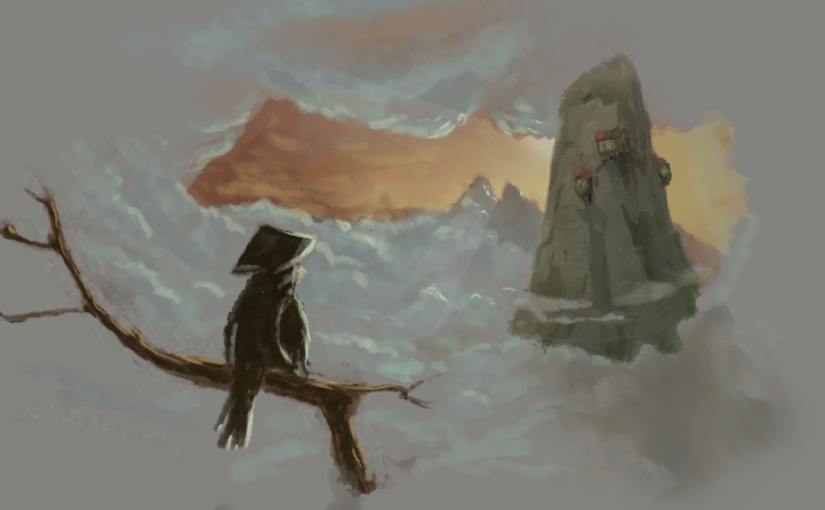 a sparrow's journey