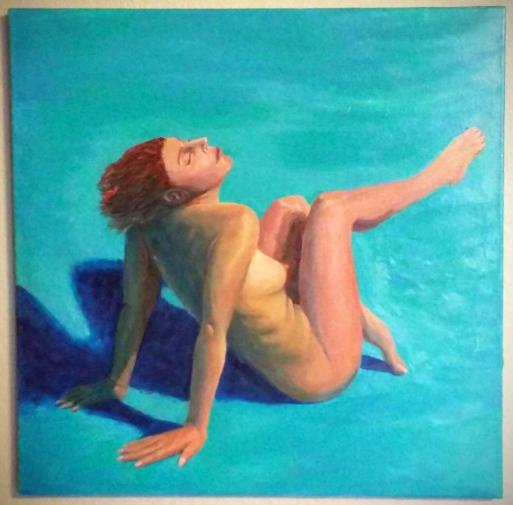 Figurative Nude Study